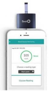 BeatO Smartphone Glucose Meter