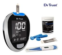 Dr. Trust Glucometer Machine